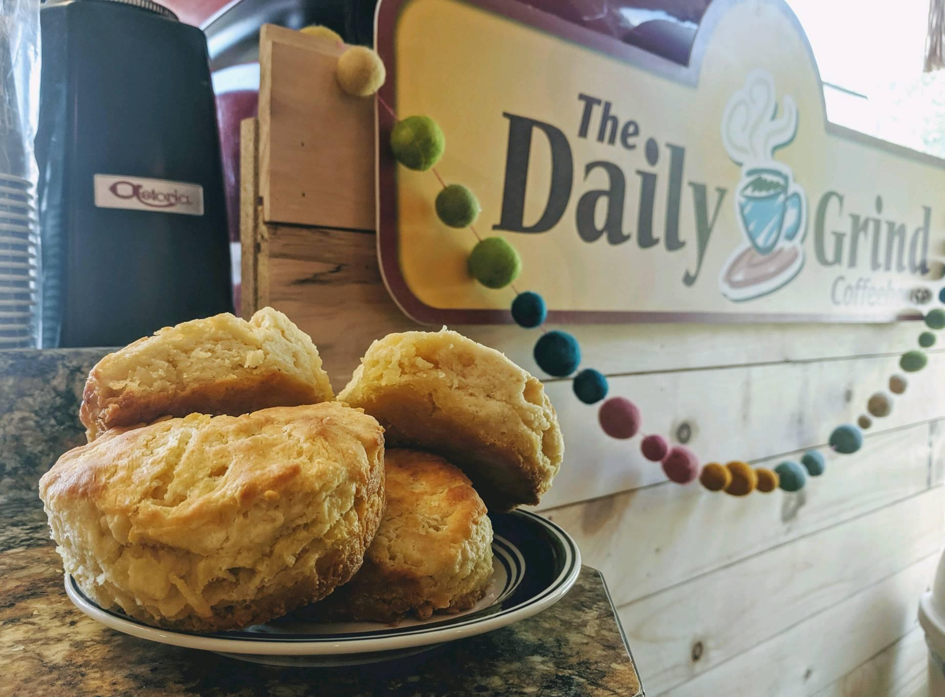 The Daily Grind Coffeehouse in Gering