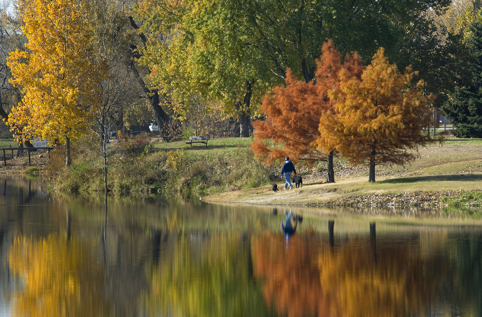 Louisville Lakes State Recreation Area | Rick Neibel / Nebraska Tourism