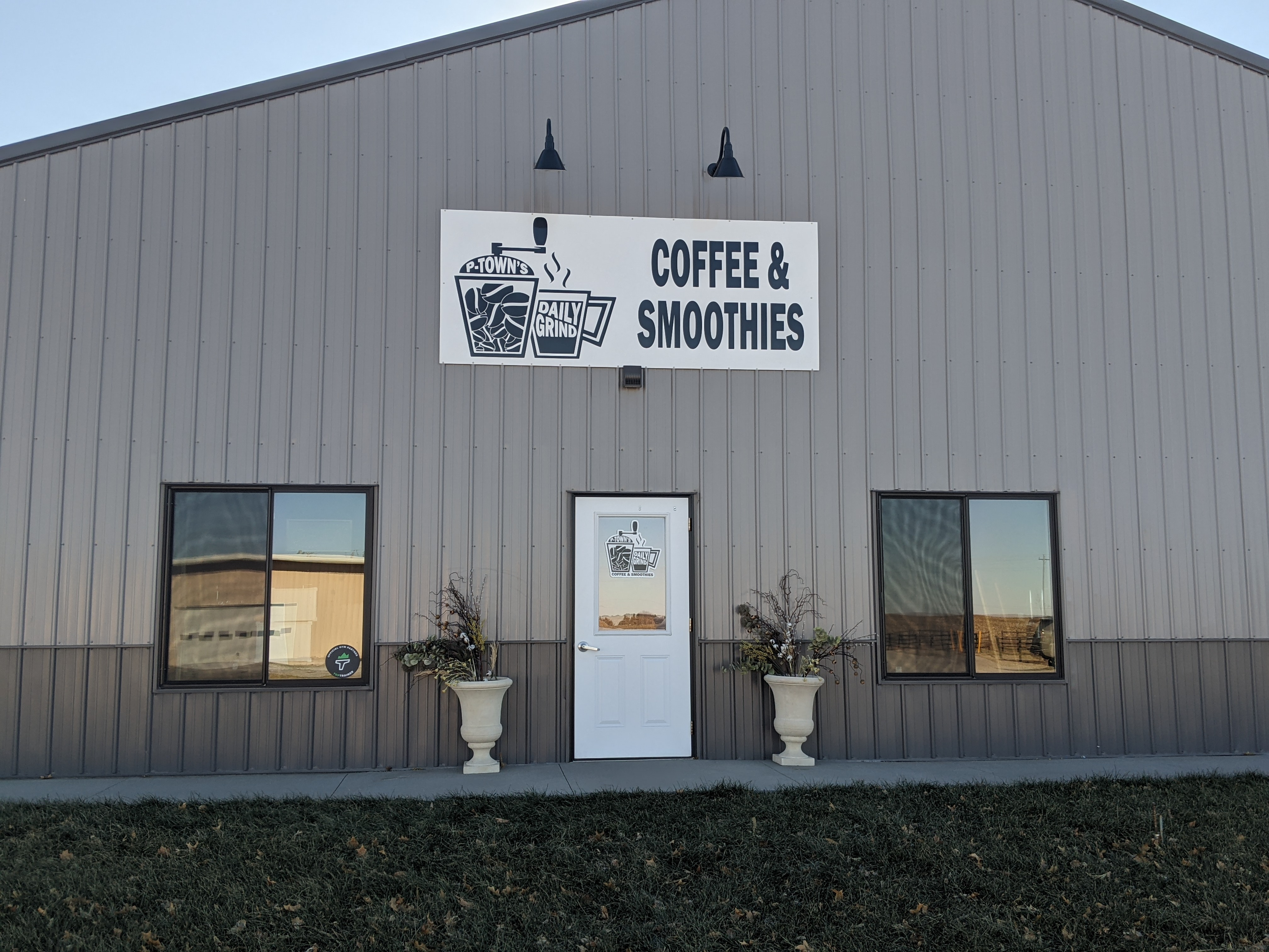 P-Town's Daily Grind Coffee Shop