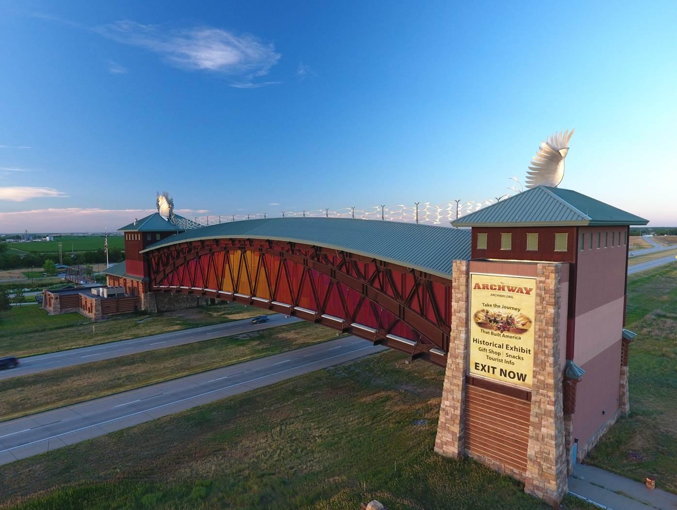 The Archway | VisitNebraska.com
