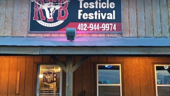 Testicle Festival