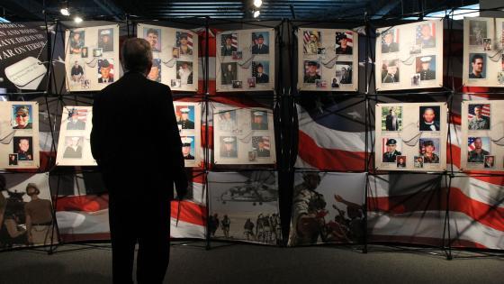 Veterans Day SAC Museum