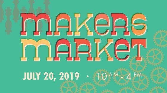 Makers Market SAC Museum