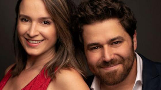 Josh Young & Emily Padgett