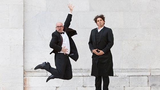 Duo Baldo/Violin & Piano Comedy Team