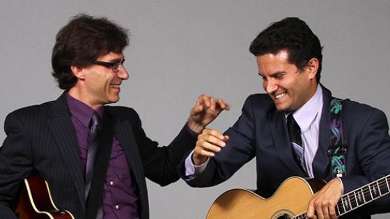 Frank Vignola & Vinny Raniolo