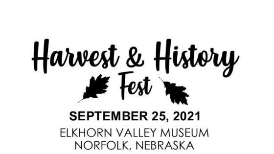 Harvest & History Festival 2021