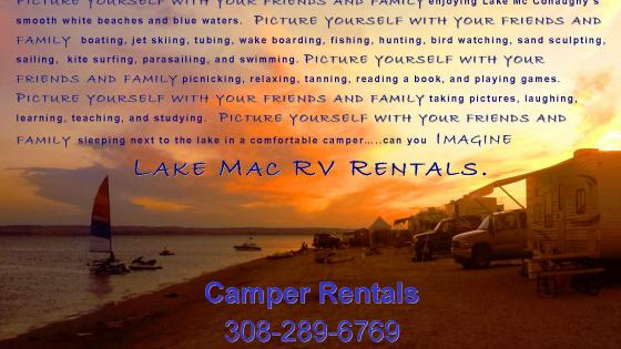 Lake Mac RV Rentals