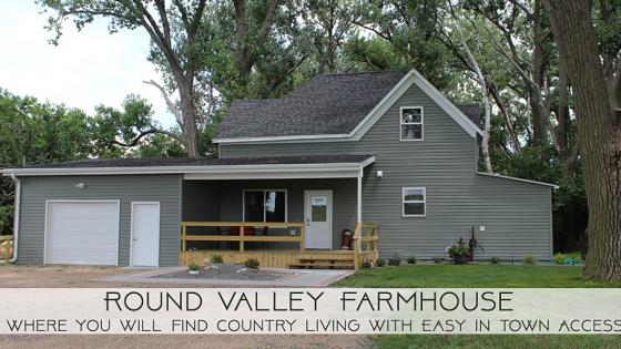 Round Valley Farmhouse