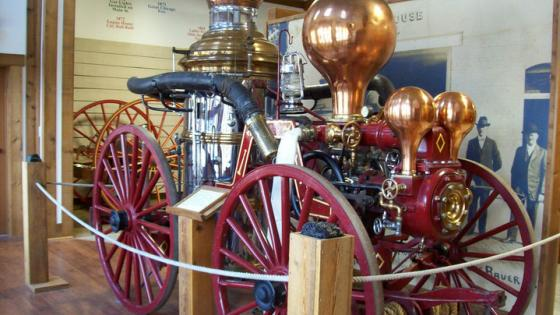 1884 Button Steam Engine