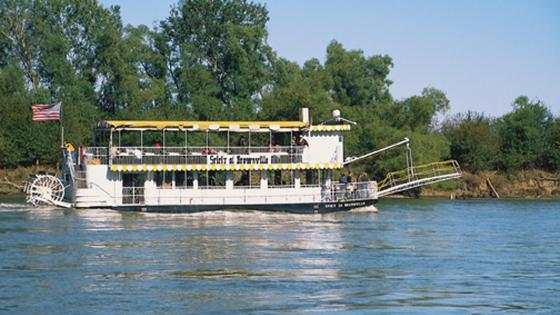 Spirit of Brownville Riverboat