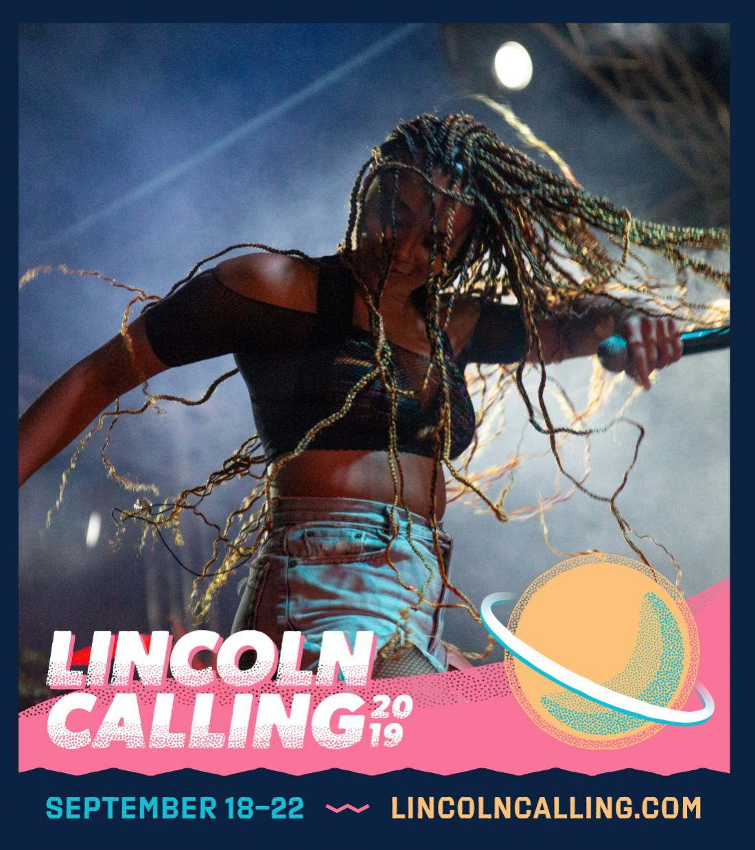 Lincoln Calling Music Festival in Lincoln, Nebraska
