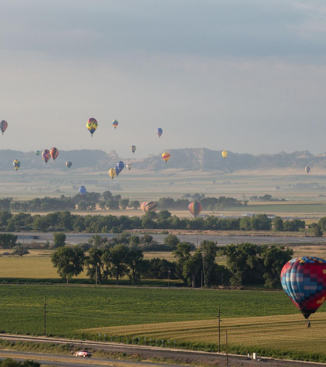 Old West BalloonFest