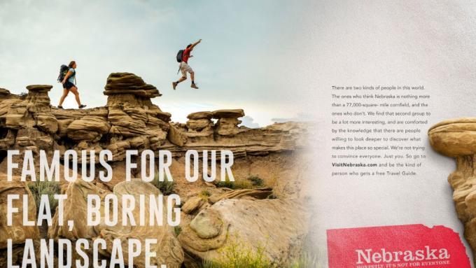 Nebraska Tourism Commission unveils new marketing campaign